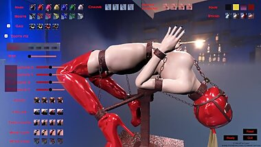 3D BDSM bondage game