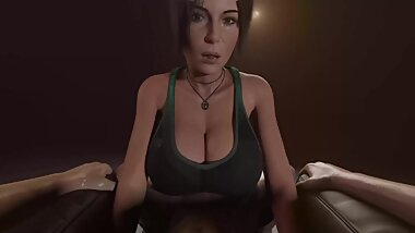 Tomb Raider - Hot Lara Croft - Part 1